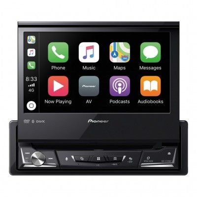Pioneer AVH-Z7250BT CarPlay Android Auto İndach Oto Teyp