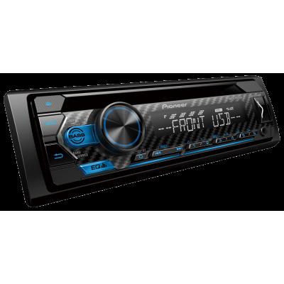 Pioneer DEH-S1252UB CD-USB-FM-AUX Çift Anfi Çıkışlı 4x50