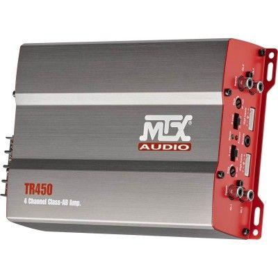 MTX TR450 4 KANAL SES AMFİSİ