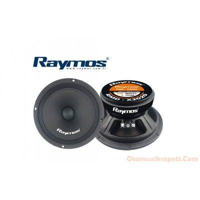 RAYMOS RMD-X2020 20CM MİDRANGE OTO HOPARLÖR