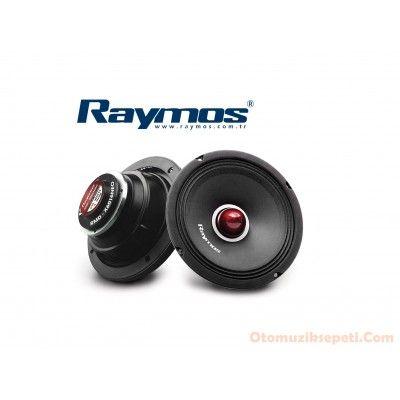 RAYMOS RMD-X6016NEO 16 CM NEO MİDRANGE OTO HOPARLÖR
