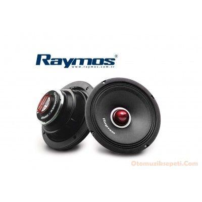 RAYMOS RMD-X8020NEO 20CM MİDRANGE OTO HOPARLÖR