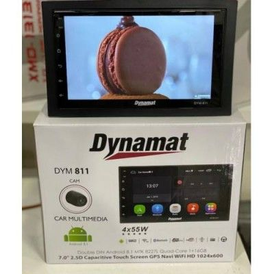 DYNAMAT DYM-811 ANDROİD DOUBLE TEYP