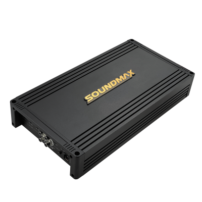 SOUNDMAX SX-4100.4 4 KANAL SES AMPLİFİKATÖR