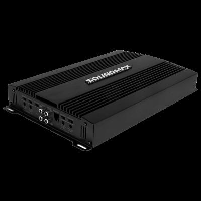 SOUNDMAX SX-3200.4AB 4 KANAL SES AMPLİFİKATÖR