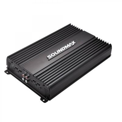 SOUNDMAX SX-2400.4AB 4 KANAL SES AMPLİFİKATÖR