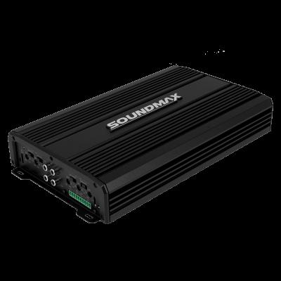 SOUNDMAX SX-3000.4AB 24V 4 KANAL SES AMPLİFİKATÖR