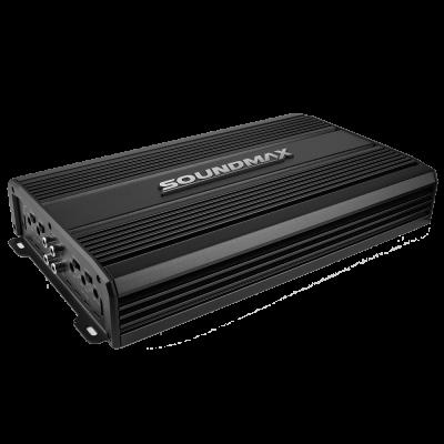 SOUNDMAX SX-3000.4AB 4 KANAL SES AMPLİFİKATÖR