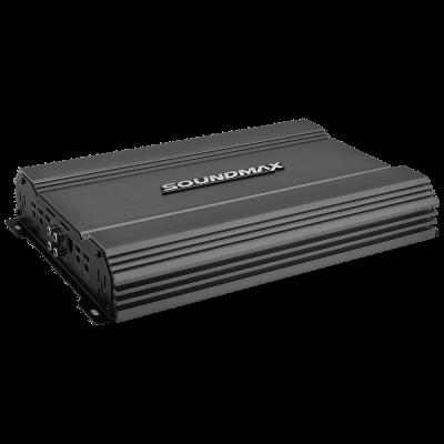 SOUNDMAX SX-3800.4 4 KANAL SES AMFİSİ