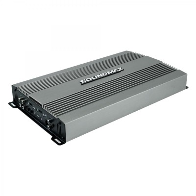 SOUNDMAX SX-5024.5 24V 5 KANAL SES AMFİSİ
