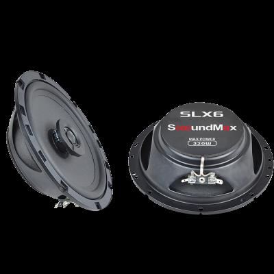 SOUNDMAX SX-SLX6 16 CM SLİM OTO HOPARLÖR