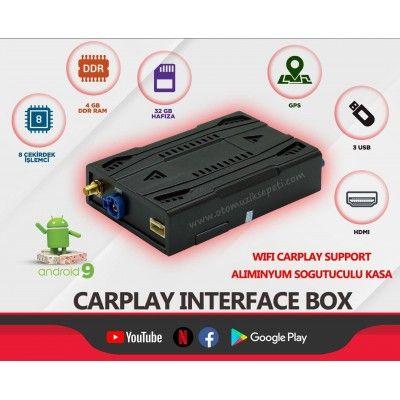 NEWFRON İNTERFACE CARPLAY SYSTEM BOX 4GB