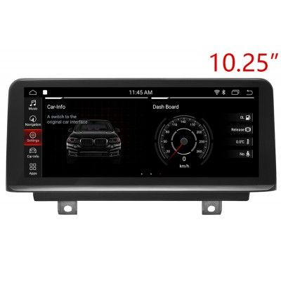 BMW F30 6 PIN 2012 - 2017 ANDROİD MULTİMEDYA
