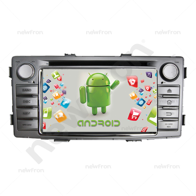 TOYOTA HILUX (2008-2011) ANDROİD MULTİMEDYA