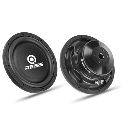 Reis Audio RS-HX10 25 Cm Slim Subwoofer 350 RMS