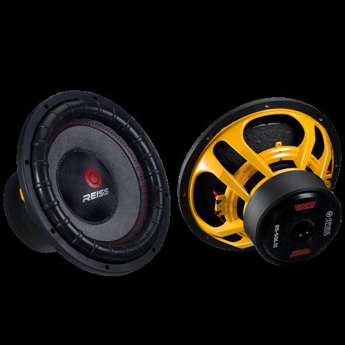 Reis Audio RS-SQL15 38 Cm Subwoofer 3000W 1500RMS
