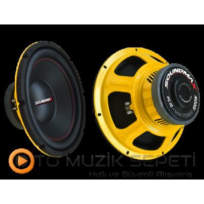 SOUNDMAX SX-FC10 25 CM SUBWOOFER