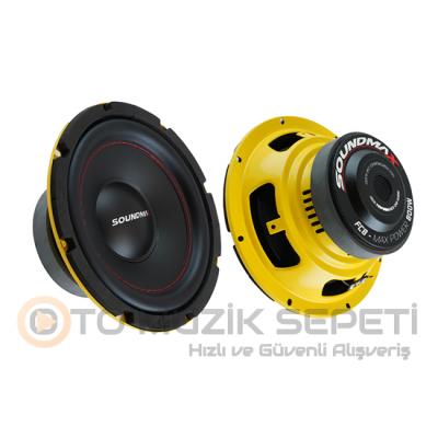 SOUNDMAX SX-FC8 20 CM SUBWOOFER