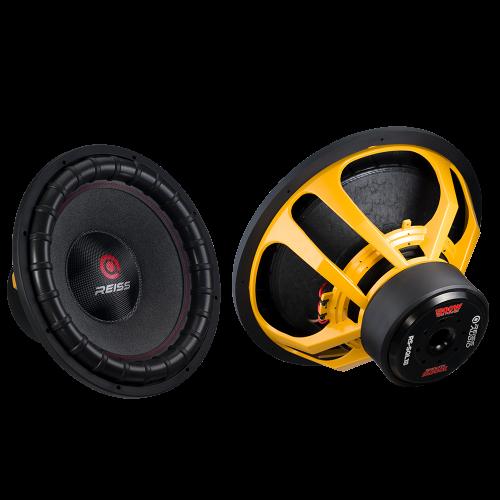 Reis Audio RS-SQL18 46 Cm Subwoofer 3000W 1500 RMS