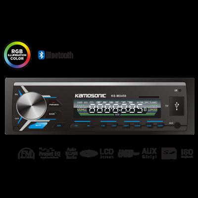 KAMOSONİC KS-MX450 USB AUX BT SD OTO TEYP