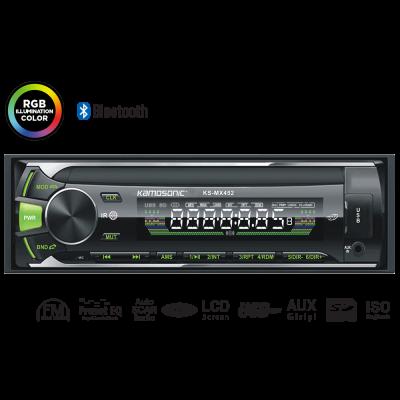 KAMOSONİC KS-MX452 USB AUX SD BT OTO TEYP