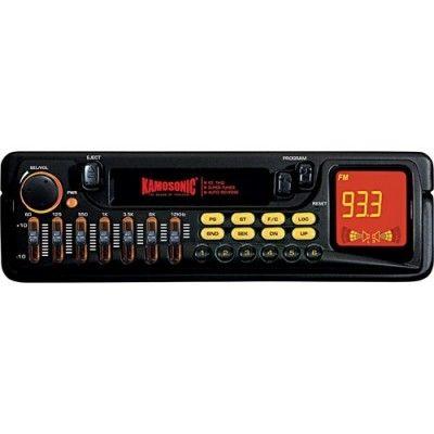 Kamosonic KS-76Q 7 Bant Eko-Kızaklı Radyo Kaset Çalar