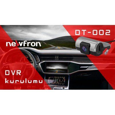 NEWFRON DT-002 DVR (OTO USB KAYIT CIHAZI )