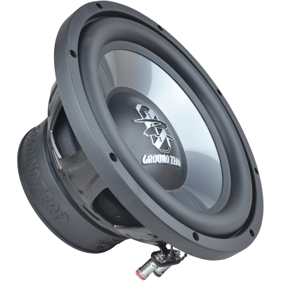 GROUND ZERO GZIW 200W 20CM SUBWOOFER 150 RMS