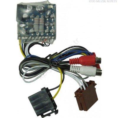 Dek Cevirici Audio System HLC 2 PLUS