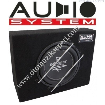 Audio System R 10 FLAT G 25cm Kabinli Subwoofer
