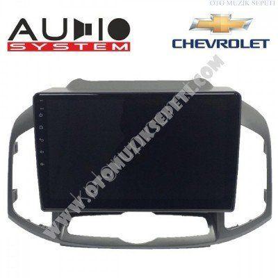 Chevrolet Captiva Araçlara Android Multimedia Navigasyon