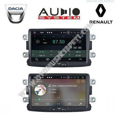 Dacia Sandero Araçlara Android Multimedia Navigasyon