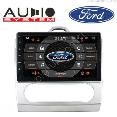 Ford Focus 2 Araçlara Android Multimedia Navigasyon Oto Teyp