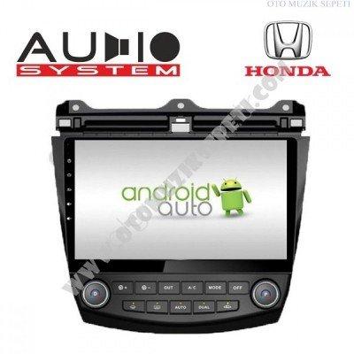 Honda Accord Araçlara Android Multimedia Navigasyon 1+16gb