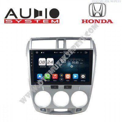 Honda City Araçlara Android Multimedia Navigasyon Oto Teyp