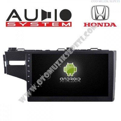 Honda Jazz Araçlara Android Multimedia Navigasyon