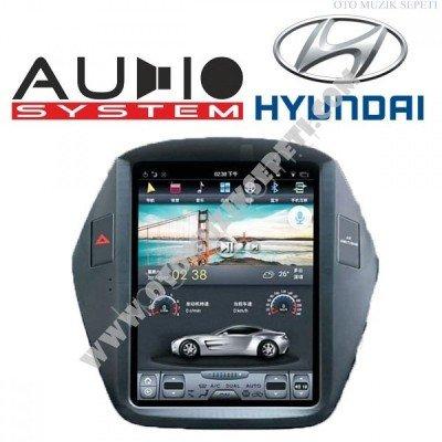 Hyundai İX 35 Araçlara Tesla 2+32GB Android Multimedia Navigasyon