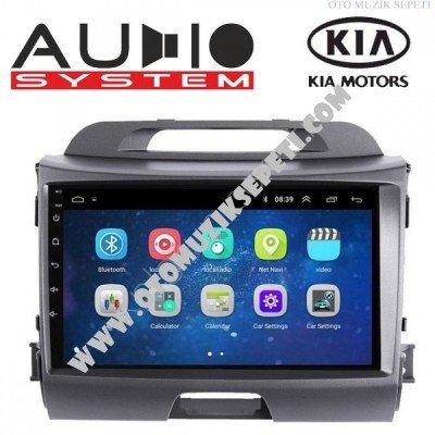 Kia Sportage Araçlara Android Multimedia Navigasyon