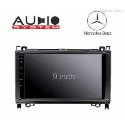 Mercedes Benz Sptrinter Araçlara Android Multimedia Navigasyon