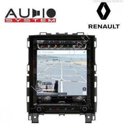 Renault Megane 4 Araçlara Tesla Model 2+32GB Android Multimedia Navigasyon Oto Teyp