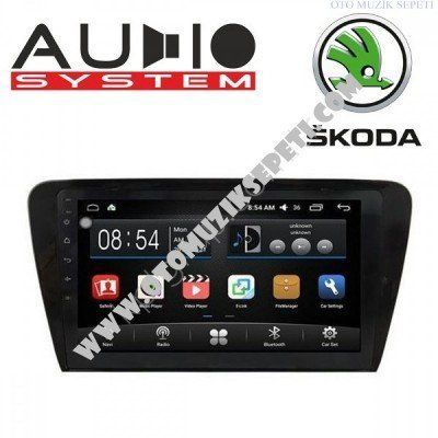 Skoda Octavia Yeni Araçlara Android Multimedia Navigasyon