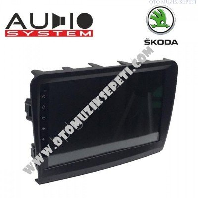 Skoda Super B Araçlara Android Multimedia Navigasyon