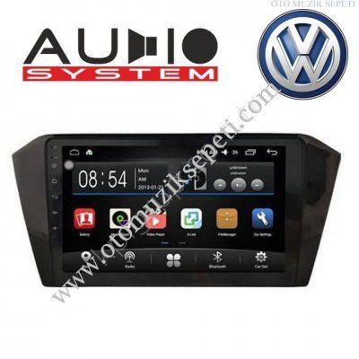 Volkswagen Passat B8 Araçlara Android Multimedia Navigasyon 4+64 Gb