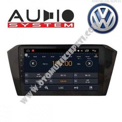 Volkswagen Passat B8 Araçlara Android Multimedia Navigasyon 1+16gb