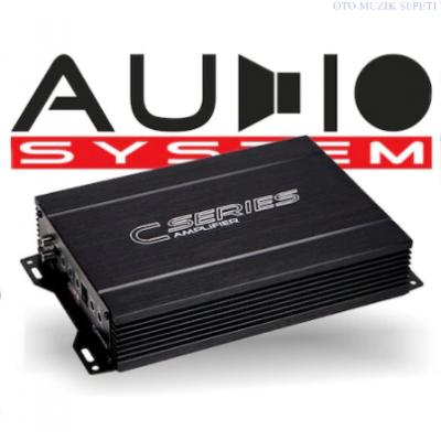 Audio System CO 95.2 Oto Amfi 2 Kanal