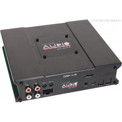 Audio System DSP 4.6 Oto Dijital Ses İşlemcisi