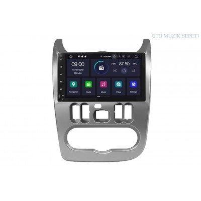 Dacia Duster Araçlara Android Multimedia Navigasyon