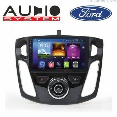Ford Focus 3 4 Android Multimedia Navigasyon