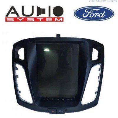 Ford Focus 3 4 Tesla 2+32GB Android Multimedia Navigasyon Oto Teyp