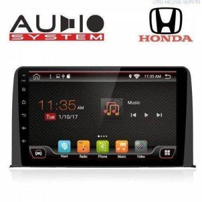 Honda Crv Araçlara Android Multimedia Navigasyon Oto Teyp 2gb ram 32 gb hafıza